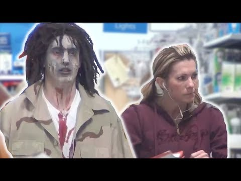Zombies Out In Public! - Pranks Compilation (Ep. 19)
