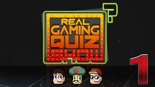 Real Gaming Quiz Show #1 | SCHWINDELBUDE - Season 1
