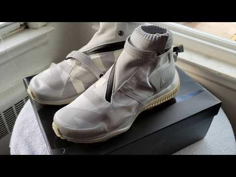 Nike NSW Gaiter Boot Gyakusou White Pure Platinum