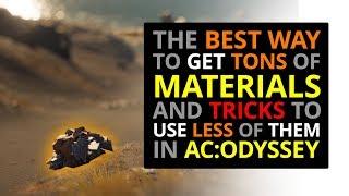 Malzemeler TON Almak ve AC Odyssey Onları Tutmak nasıl!