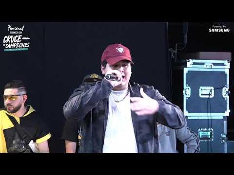 JUANJO VS GASH - OCTAVOS - CDC EDICIÓN PERSONAL CLUB MEDIA FEST