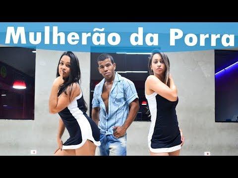 Mulherão da Porra - Munhoz e Mariano Feat Jerry Smith | Coreografia KDence
