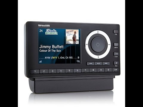 SiriusXM Onyx Plus Satellite Radio and Vehicle Kit