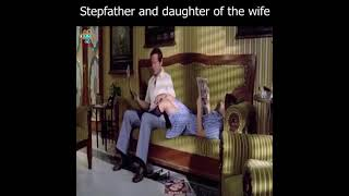 Step father seduced Beautiful Daughter.!
