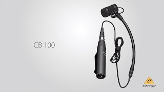 The Behringer CB 100
