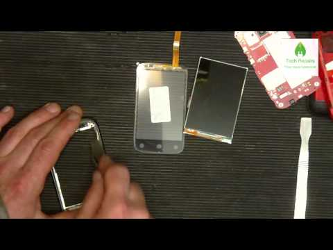 htc desire c digitizer replacement