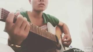 Kết Thúc Lâu Rồi ( cực tình cảm) - Lê Bảo Bình Guitar Cover