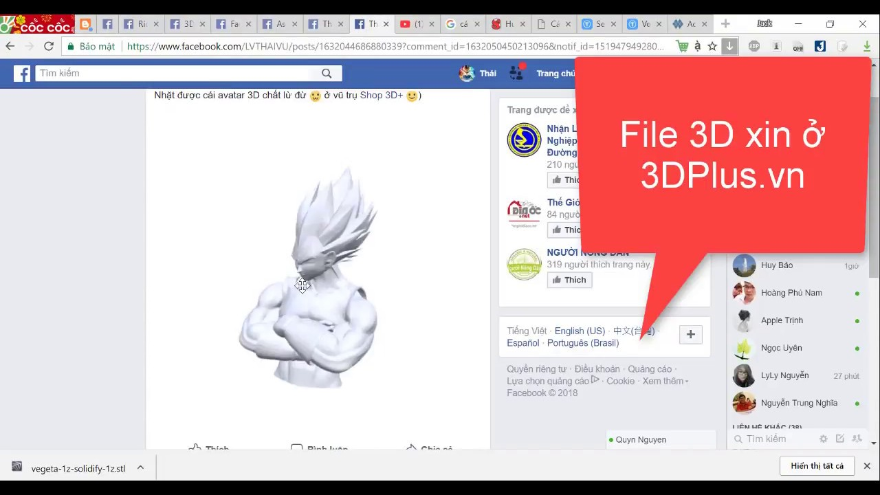 Easiest way to create * Glb file - upload 3D Post Facebook