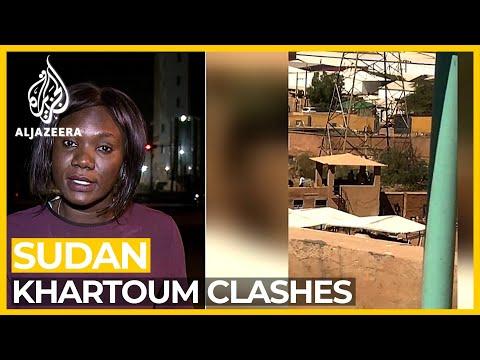 Gunfire erupts in Khartoum as security agents resist reform