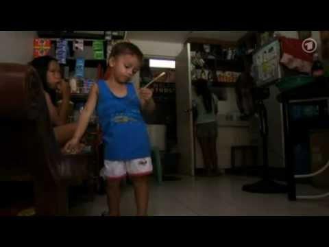Philippinen Die Kinder der Prostituierten
