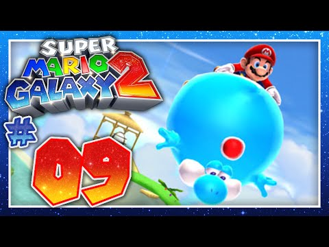 Super Mario Galaxy 2: Part 9 - It's WeeGee Time!