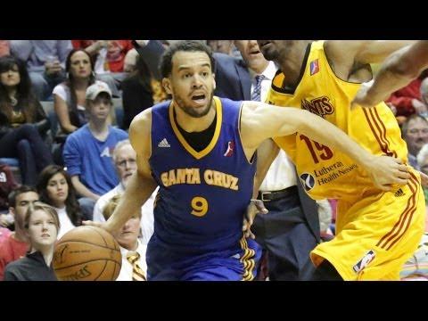 Cameron Jones scores 28 points as Warriors lose Game 2 in NBA D-League Finals