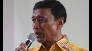 Wiranto Sebut Ada Gerakan Demonstran Baru untuk Melawan Aparat