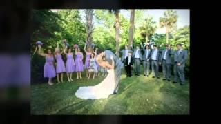 The Seibels House & Garden Wedding & Reception Videos in Columbia, SC