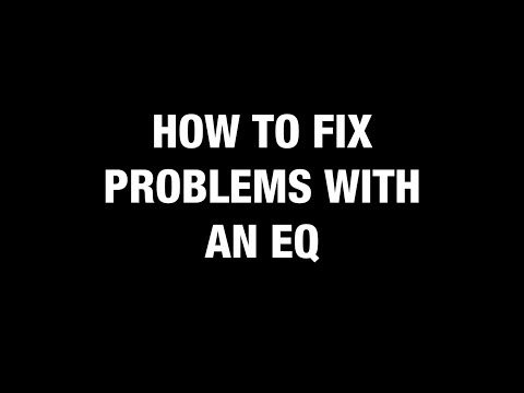 In The Studio with Dada Life #15 - How To Fix Problems With An EQ