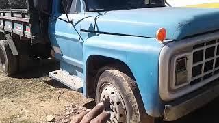 ford f 600 vendido .