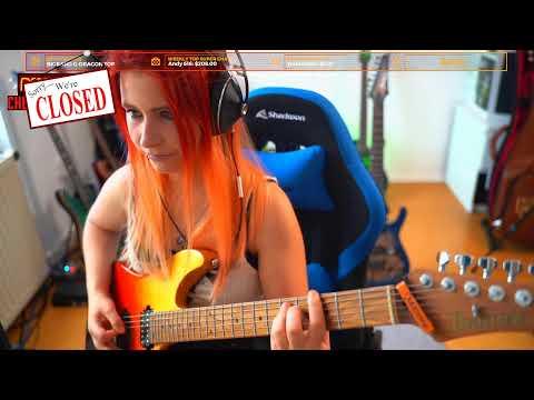 Metal Morning Guitar Hangout - Metal Guitar & Chill Livestream -  #MetalFriday LIVE! - 139