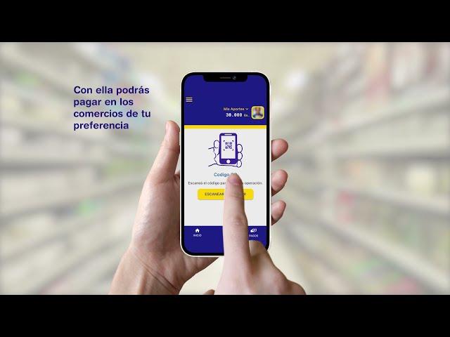 Lanzan nuevo método de pago para los socios de la Cooperativa Luque