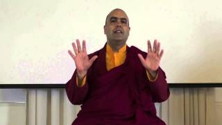 Gelong Thubten mindfulness and health part1
