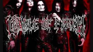 cradle of filth - Nymphetamine lyrics