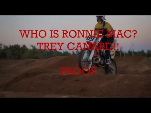 trey canard talks about ronnie mac