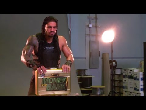 Go behind the scenes of Roman Reigns