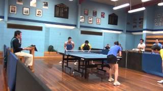 Miao Miao / Eric Huang vs Heming Hu /Hua Hu