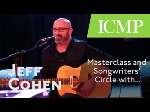 Masterclass And writers' Circle With Jeff Cohen