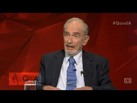 Q&A: Australia is 'destroying the life support systems' says Paul Ehrlich