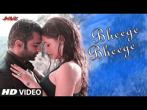AMAVAS : Bheege Bheege Video  | Sachiin J Joshi & Nargis Fakhri |  Ankit Tiwari & Sunidhi Chauhan