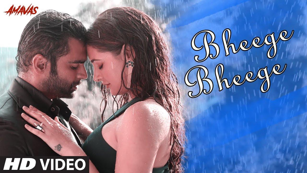 AMAVAS : Bheege Bheege Video | Sachiin J Joshi & Nargis Fakhri |  Ankit Tiwari #1