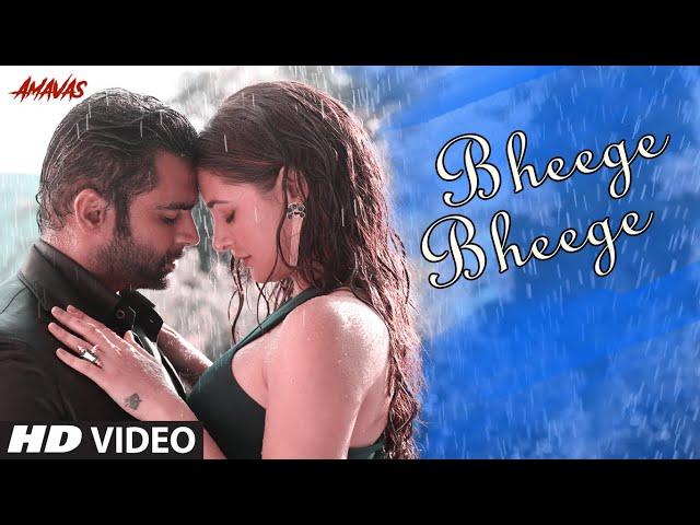 AMAVAS : Bheege Bheege Video   Sachiin J Joshi & Nargis Fakhri    Ankit Tiwari