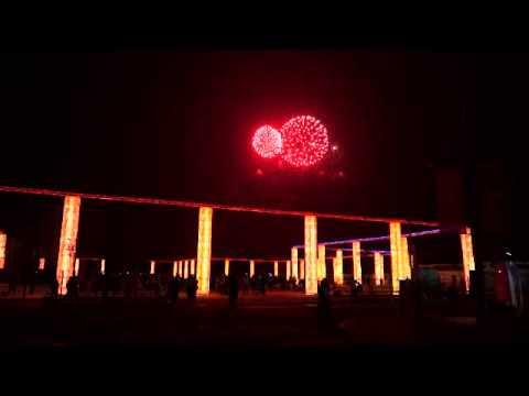 哈薩克斯坦煙火Nomad Art Fireworks Kazakhstan