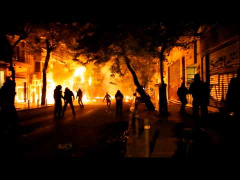 Against Media - Politicians - Police || Greek Revolution