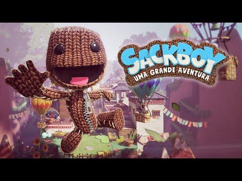 SACKBOY: A Big Adventure – O Início de Uma Grande Aventura! | Gameplay Dublado em Português PT-BR