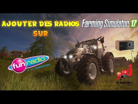 Comment Mettre Une Radio Et Sa Musique Sur Farming Simulator