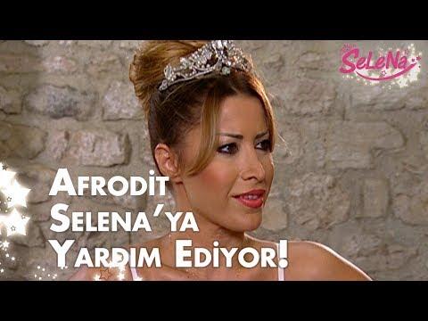 Afrodit, Selena'ya yardım ediyor!