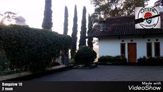 Bungalow 10 citere resort hotel pangalengan bandung