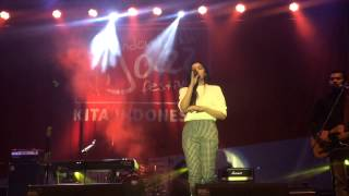 Isyana Sarasvati - Keep Being You (Indo Jazz Fest 2015)