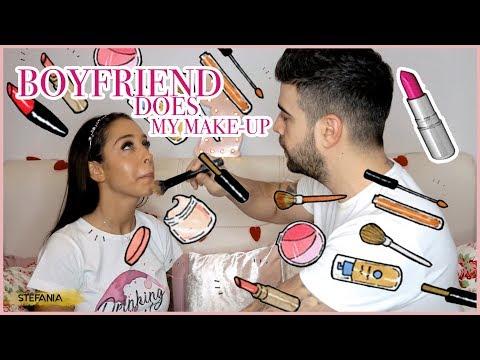 Speak, my make-up artist | STEFANIA's Vlog
