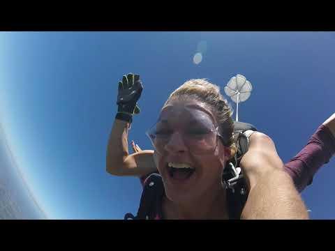 Tandem Skydive | Deborah from Bosier City, LA