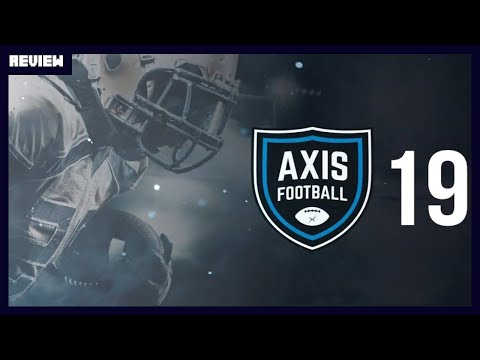 Axis Football 19 Review