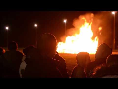 Wolverhampton Racecourse firework display 2018