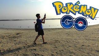 Gambar cover NYARI POKEMON SAMPE KE PANTAI !? - Pokemon Go Indonesia #3