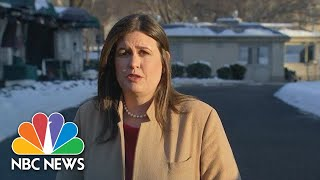Sanders Slams Steve King's White Supremacy Remarks As 'Abhorrent' | NBC News