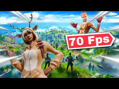 How To Get 70 Fps Fortnite Mobile Android No Root