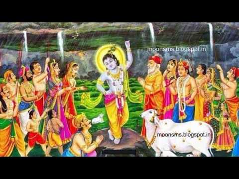 Goverdhan Puja whatsapp Status 2018, govardhan puja wishes