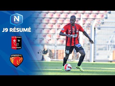 J9 I US Boulogne - Le Mans FC (0-0), le résumé I National FFF 2021-2022