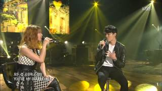 [HIT] 유희열의 스케치북 - 보아 - Double Jack [Feat. 에디킴].20150529