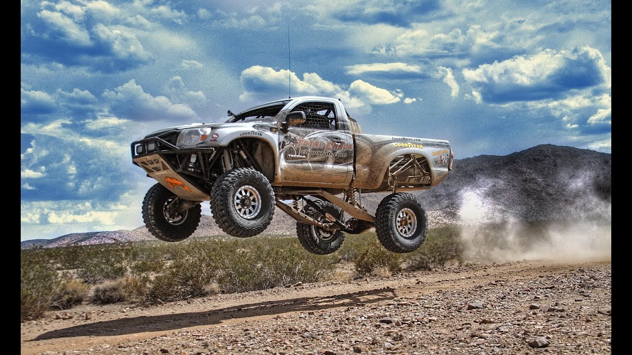 Trd Pro Tundra >> Nicole and Jessi are racing Battle at Primm in the Total ...